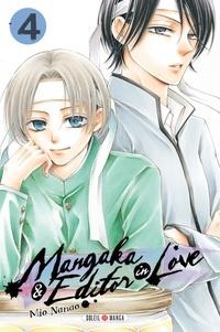 Pdf books téléchargement gratuit en anglais Mangaka & Editor in Love T04 par Moi Nanao