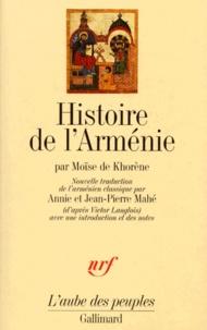 Moïse de Khorène - .