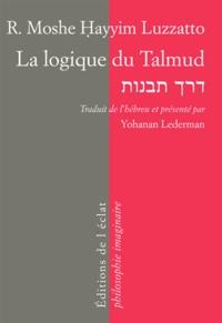 Galabria.be La logique du Talmud Image