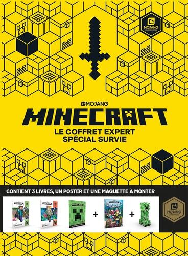 Minecraft. Le coffret expert spécial survie - Avec un poster et une maquette à monter