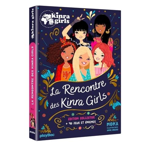 Kinra Girls  La Rencontre des Kinra Girls. Avec 40 jeux et énigmes -  -  Edition collector