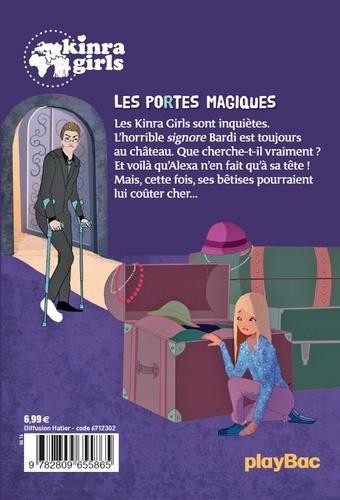 Kinra Girls Tome 18 Les portes magiques