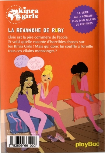 Kinra Girls Tome 22 La revanche de Ruby