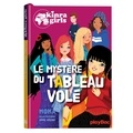 Moka et Anne Cresci - Kinra Girls Tome 23 : Le mystère du tableau volé.