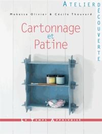 Mokette Olivier et Cécile Thouvard - Cartonnage et Patine.