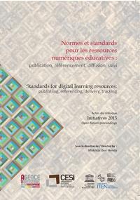 Mokhtar Ben Henda - Normes et standards pour les ressources numériques éducatives.