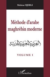 Méthode darabe maghrébin moderne - Tome 1.pdf