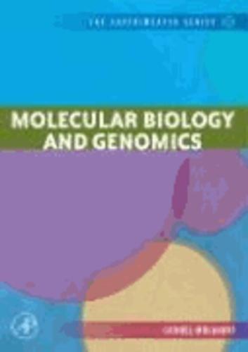 Molecular Biology and Genomics.