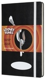 Moleskine - Carnet grand format ligné Looney Tunes Bugs Bunny.