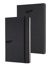 MOLESKINE - Carnet James Bond. Carnet grand format ligné, Edition collector