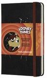 Moleskine - Carnet poche ligné Looney Tunes Taz.