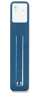 MOLESKINE - Lampe de lecture Moleskine bleu sous marin