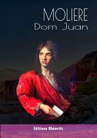 Molière - Dom Juan - Le festin de Pierre 2021.