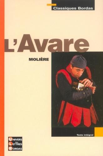 L'avare - Molière - Format ePub - 9782047602737 - 2,99 €