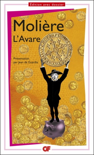 L'Avare - Molière - Format ePub - 9782081236974 - 2,99 €