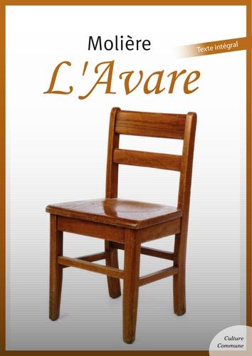 L'Avare - 9782363074836 - 1,99 €