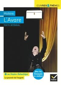 Libérez le téléchargement de livres texte L'Avare par Molière PDB en francais