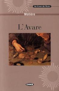 Molière - L'Avare. 1 CD audio