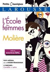 Télécharger le livre français L'école des femmes par Molière