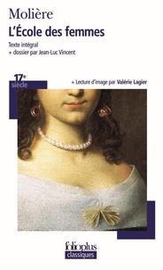 Téléchargez les livres en espagnol pdf L'école des femmes par Molière 9782070315062