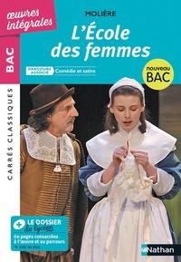 Molière - L'école des femmes - Parcours associé : comédie et satire.