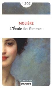 Télécharger des livres gratuitement ipad L'école des femmes par Molière 9782266289283 in French MOBI CHM