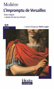 Molière - L'Impromptu de Versailles.