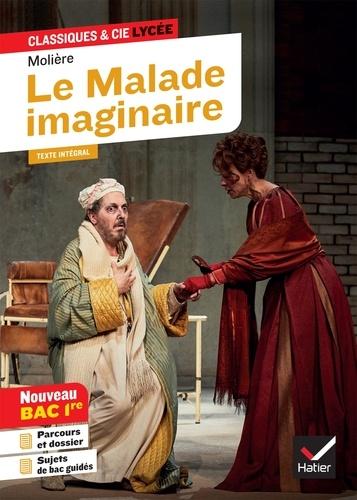 Molière et Nora Nadifi - Le Malade imaginaire (Bac 2022) - suivi du parcours « Spectacle et comédie ».