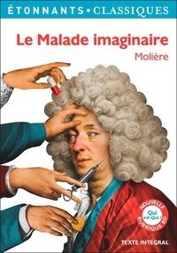 Téléchargements de livres audio gratuits librivox Le Malade imaginaire  (French Edition) par Molière 9782081444768