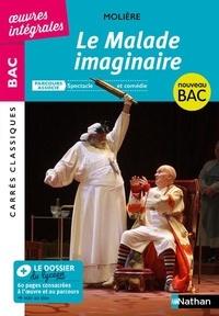 Molière - Le malade imaginaire - Parcours associé : Spectacle et comédie.