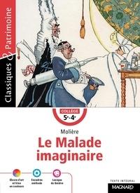 Histoiresdenlire.be Le Malade imaginaire Image