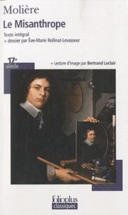 Molière - Le Misanthrope.