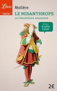 Télécharger depuis google books mac os Le Misanthrope DJVU ePub 9782290110331