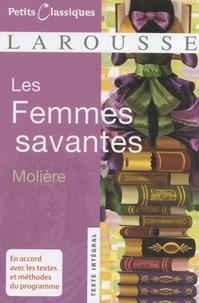 Livres à télécharger gratuitement en fichier pdf Les Femmes savantes 9782035834188