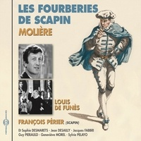 Molière et Gérard Calvi - Les fourberies de Scapin - 1957.