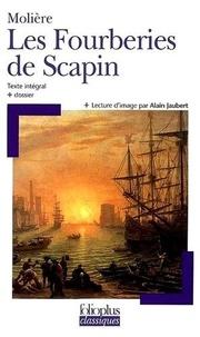 Téléchargez des ebooks gratuitement en ligne au format pdf Les fourberies de Scapin 9782070302383 en francais par Molière