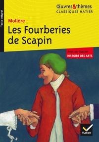 Molière et Evelyne Amon - Les Fourberies de Scapin.