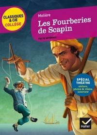 Les Fourberies de Scapin - Molière, Nouamane Djellal, Bertrand Louët - Format PDF - 9782218991622 - 2,99 €