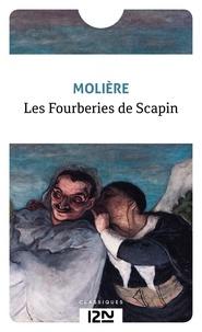 Les fourberies de Scapin - Molière - Format ePub - 9782266225359 - 1,99 €