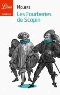 Les fourberies de Scapin - Molière - Format PDF - 9782290080016 - 1,99 €