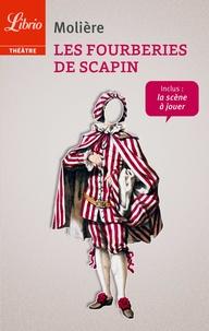 Les fourberies de Scapin - Molière - Format ePub - 9782290110904 - 1,99 €