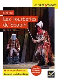 """Molière - Les fourberies de Scapin - Dossier thématique """"Conquérir son indépendance""""."""