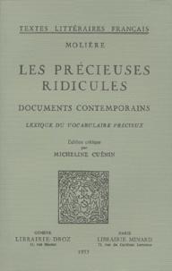 Molière - Les précieuses ridicules - Documents contemporains.