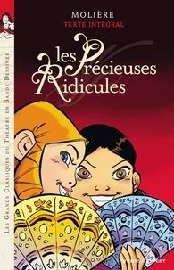 Molière et Simon Léturgie - Les Précieuses Ridicules.