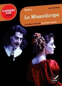 Livres gratuits à télécharger et à lire Molière, Le Misanthrope et autres textes sur l'honnête homme PDF iBook PDB par Molière