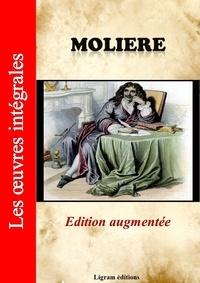 Molière - Molière - Les oeuvres complètes (édition augmentée).