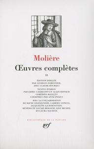 Molière et Georges Forestier - Oeuvres complètes - Tome 2.