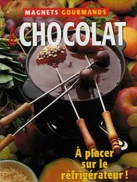Mollie Thomson et Rosalba Gioffré - Le chocolat.