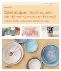 Molly Hatch - Céramique : techniques de décor sur cru et biscuit - Empreinte, pochoir, mishima, dessin et peinture sur argile.