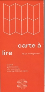 Collectif - Carte a lire - revue moltogone 1.